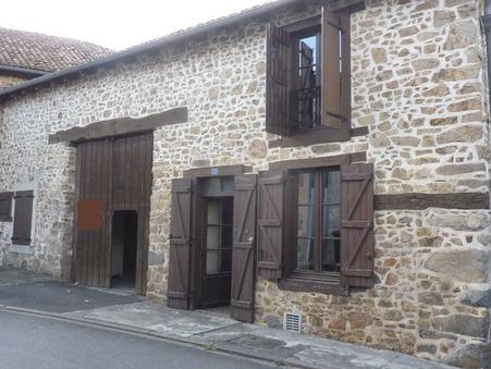 vente maison MASSIGNAC 66 000€