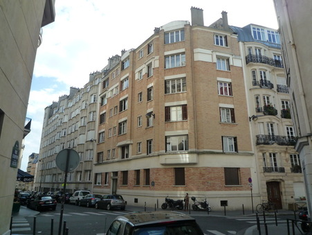 vente appartement Paris 16eme arrondissement