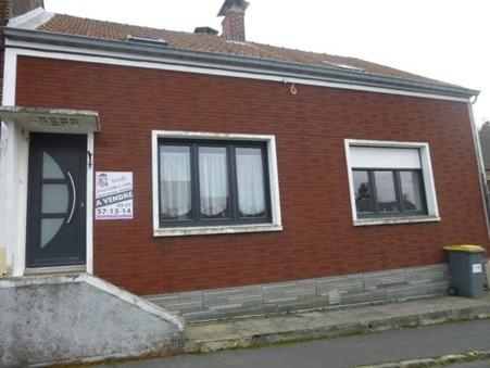 vente maison BERLAIMONT  127 500€