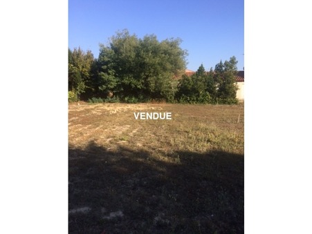 vente terrain Perpignan
