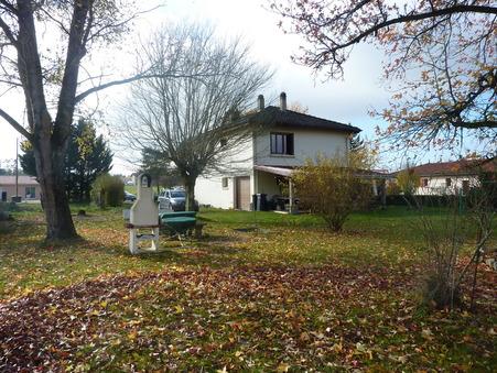 vente maison Montagnat