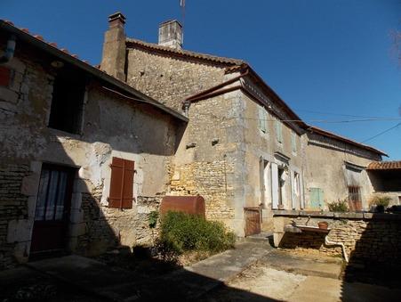 vente maison la rochefoucauld