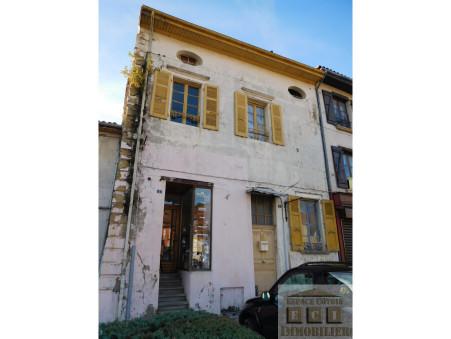 location maison LA COTE ST ANDRE