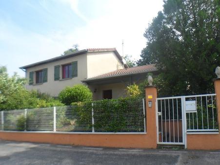 vente maison Trevoux