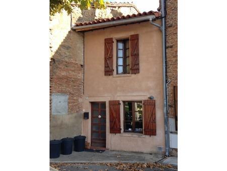 vente maison St sulpice sur leze