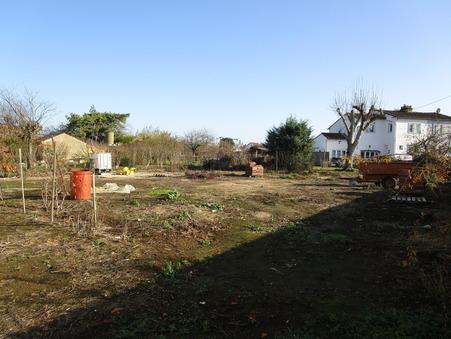 vente terrain Angouleme