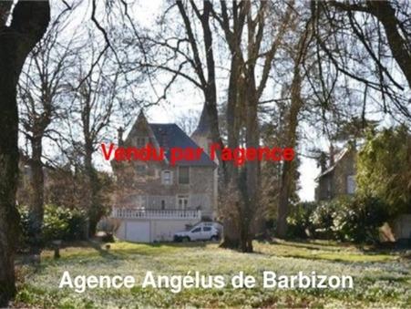 vente maison FONTAINEBLEAU  815 000€