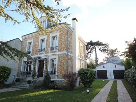 location maison LE VESINET