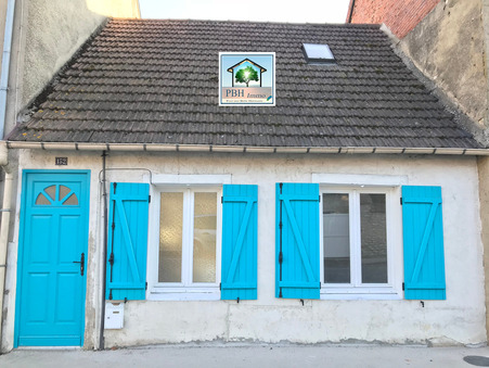 vente maison Anet