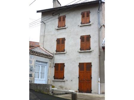 vente maison Retournac