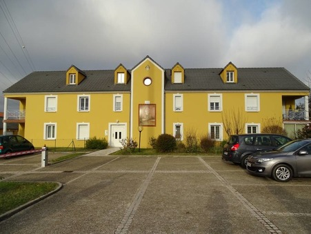 vente appartement Villemandeur