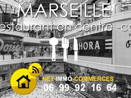 vente local Marseille 15eme arrondissement