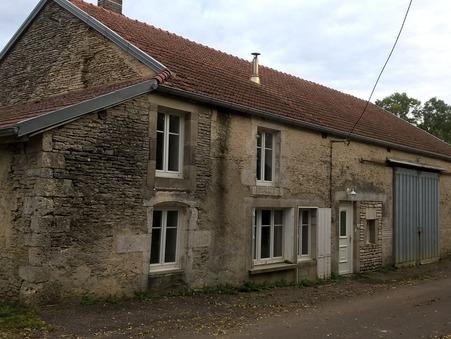 vente maison Ormancey