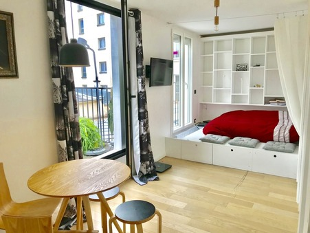 location appartement Paris 20eme arrondissement