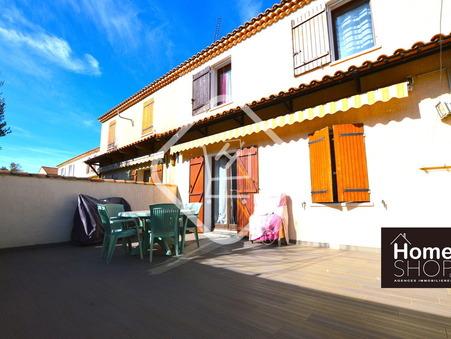 vente maison Marignane