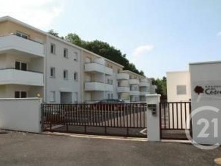 vente appartement Mourenx