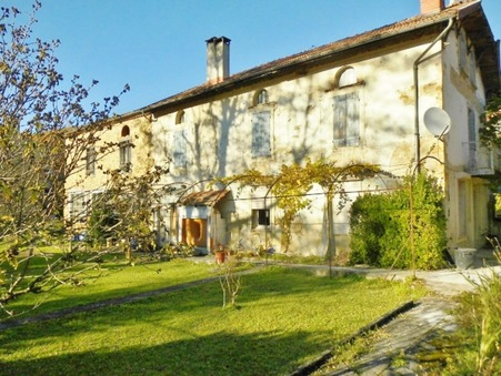 vente maison Lesparrou