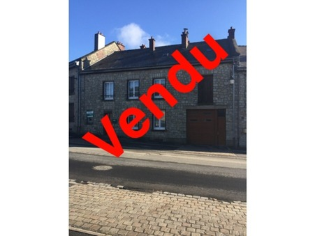vente maison Hargnies  123 000€