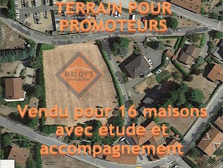 vente terrain Lyon