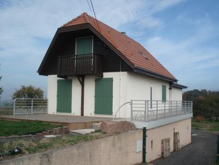 location maison Phalsbourg