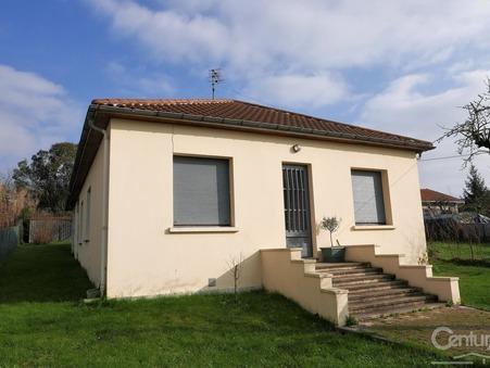 vente maison Bassens