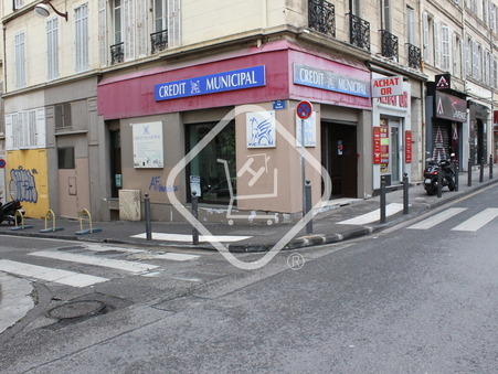 vente local Marseille 6eme arrondissement