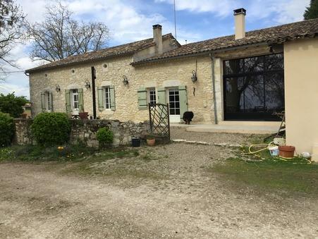 vente maison EYMET  577 500€