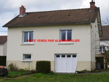 vente maison st yrieix la perche