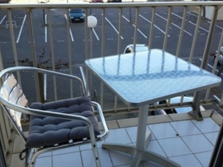 location appartement VALRAS PLAGE  200€