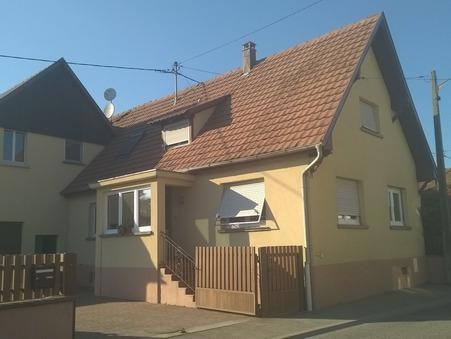location maison Hilsenheim