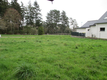 vente terrain La chapelle bouexic