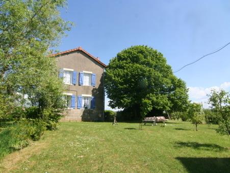 vente maison Cercy-la-Tour  126 500€