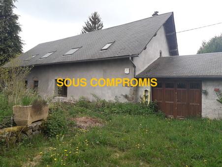 vente maison EYGURANDE 66 000€