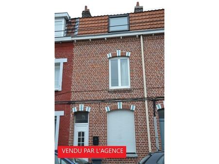 vente maison mons baroeul