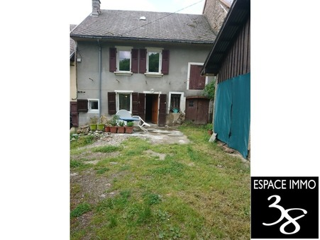 maison r nover dans l 39 is re 38 achat d 39 une maison avec travaux de l 39 is re. Black Bedroom Furniture Sets. Home Design Ideas