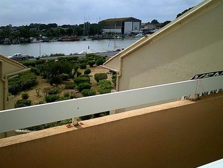 vente appartement Agde  126 000€