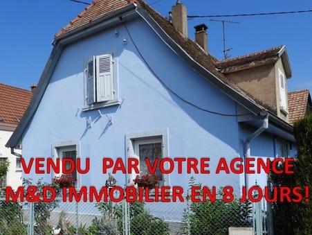vente maison Reiningue