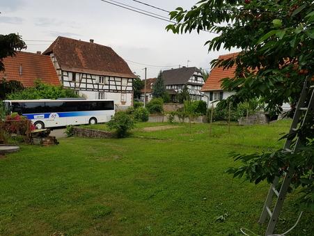 vente terrain Kutzenhausen