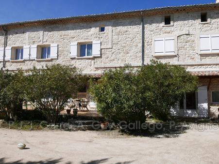 vente maison Uzes  699 000€