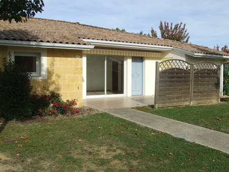 vente maison Villereal