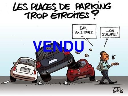 vente parking Paris 15eme arrondissement
