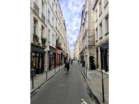 location local Paris 3eme arrondissement
