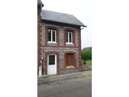 vente maison Bardouville