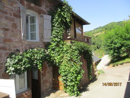 vente maison Villecomtal