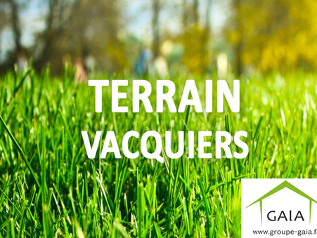 vente terrain Vacquiers