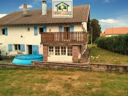 vente maison Taintrux