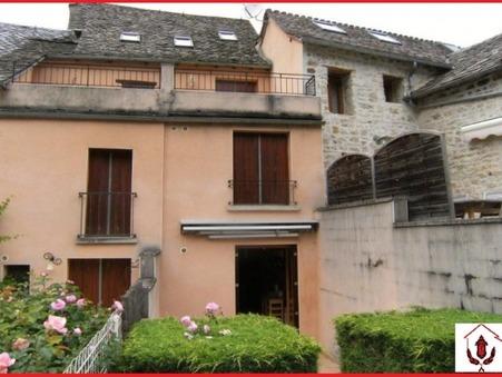 vente maison La Canourgue  135 000€