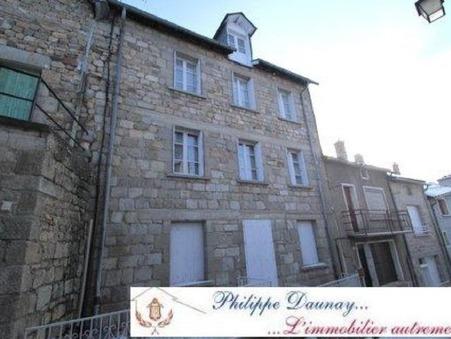 vente maison St alban sur limagnole