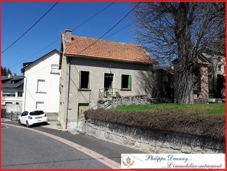vente maison Saint-Alban-sur-Limagnole 29 000€