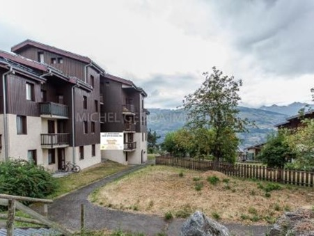 vente appartement Bellentre
